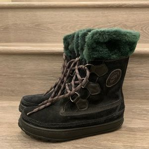 Timberland snow boots size6